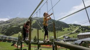 Leisure park in the Valley of Nuria