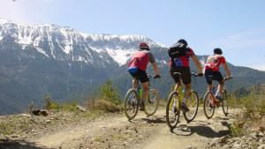 biking trails, mtb in Spain, Pyrennees, Vall de Ribes, Nuria